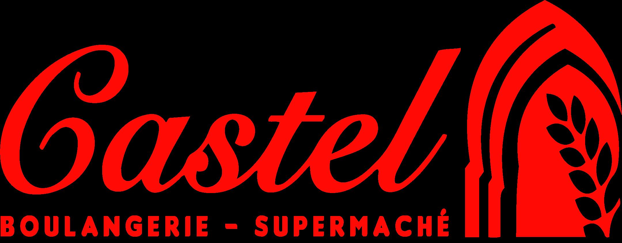 Castel - Boulangerie / Patisserie / SuperMarché footer logo